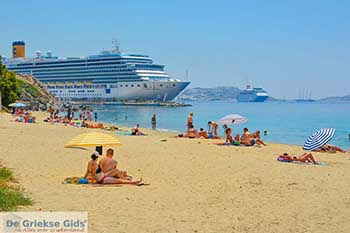 Tourlos Mykonos - Cycladen -  Foto 5 - Foto van De Griekse Gids