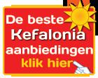 Kefalonia vakanties - Kefalonia aanbiedingen