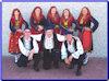 Griekse dansgroep Zorbades