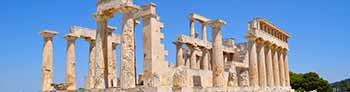 Vakantie Aegina