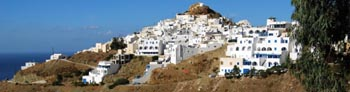 Vakantie Amorgos