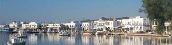 Vakantie Antiparos