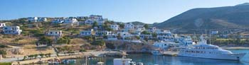 Vakantie Donoussa