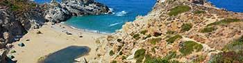 Vakantie Ikaria