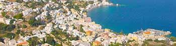 Vakantie Leros
