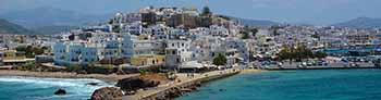 Vakantie Naxos