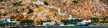 Vakantie Sifnos
