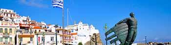 Vakantie Skopelos