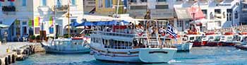 Vakantie Spetses