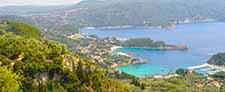Corfu informatie en vakanties