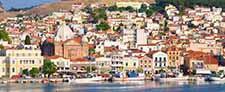 Lesbos informatie en vakanties