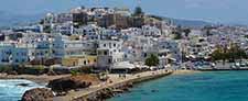 Naxos informatie en vakanties