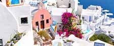 Santorini informatie en vakanties
