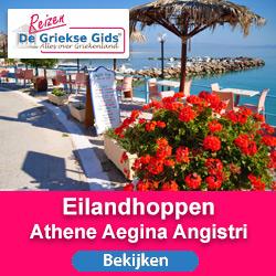 Eilandhoppen Angistri Griekse Gids Reizen