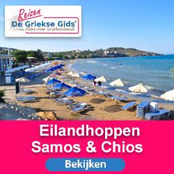 Eilandhoppen Chios Samos