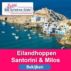 Eilandhoppen Milos Griekse Gids Reizen