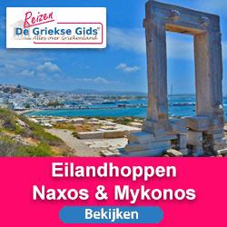 Eilandhoppen Naxos Griekse Gids Reizen