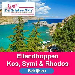 Eilandhoppen Rhodos Symi Kos