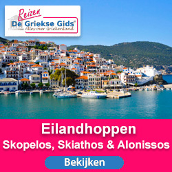 Eilandhoppen Skopelos Griekse Gids Reizen
