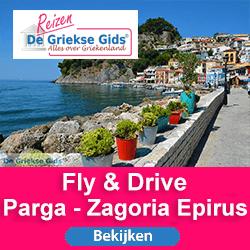 Griekse Gids Reizen Fly Drive