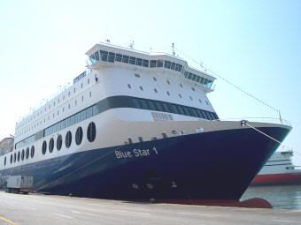 Griekenland met de boot