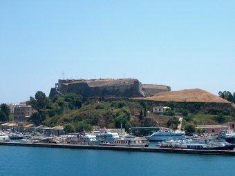 Ook tot Corfu kunt u varen