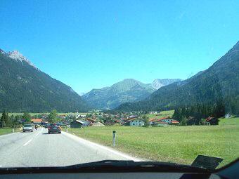Oostenrijk: onderweg ziet u prachtige landschappen!