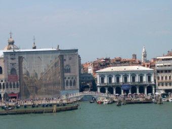 Vertrekken vanaf Venetie