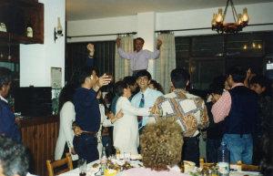 Grieks verlovingsfeest