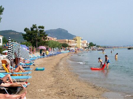 Beach Messonghi - Messoggi Corfu