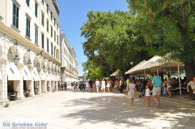 Liston Corfu stad