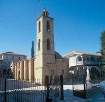 Agios ioannis Kathedraal Lefkosia