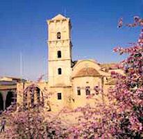 Agios Lazaros-kerk Larnaca Cyprus