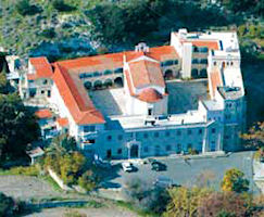 Agios Georgios Alamanos klooster