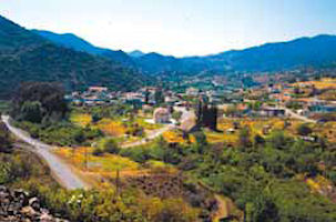 Arakapas Cyprus