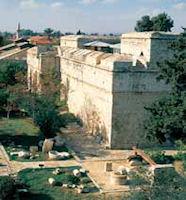 Middeleeuws kasteel in Lemesos