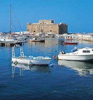 Paphos, Pafos op Cyprus