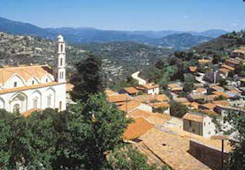 Troodos lofou