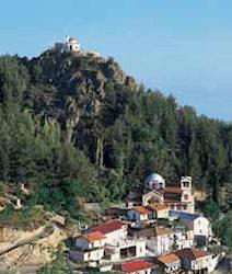 Pitsilia Troodos Cyprus