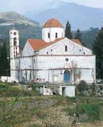 Agros Troodos Cyprus