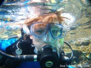 Ook kinderen kunnen duiken