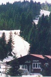Ski, wintersport, griekenland