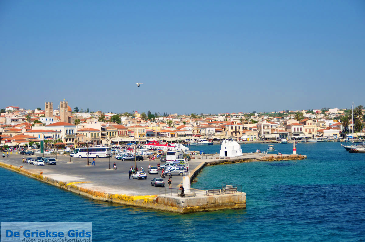 foto Aegina stad   Griekenland   De Griekse Gids foto 6