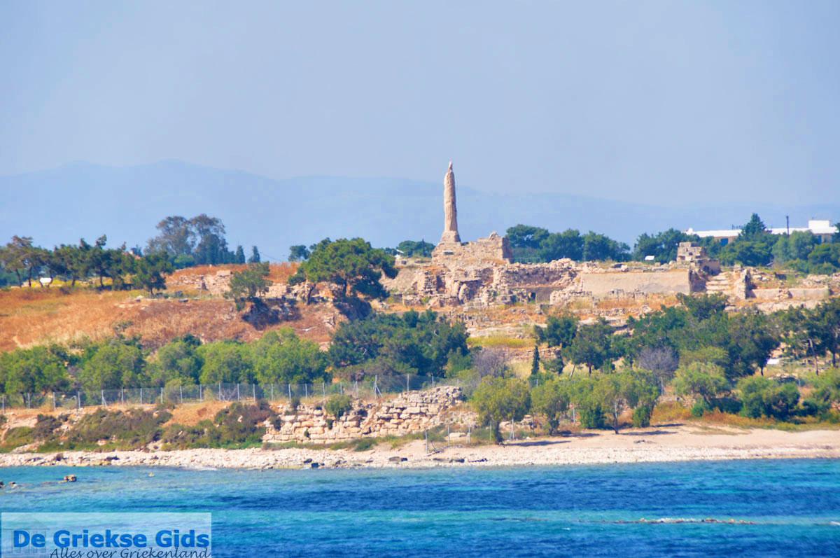 foto Aegina stad   Griekenland 9