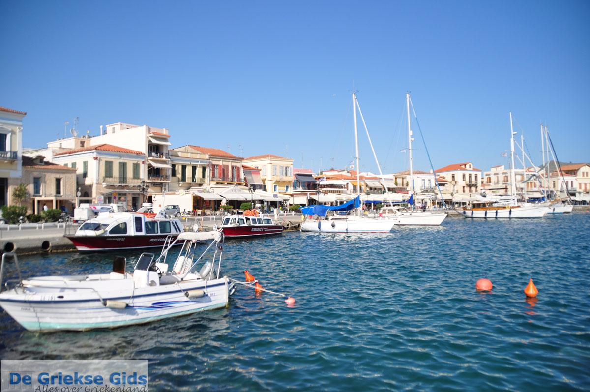 foto Aegina stad   Griekenland 21