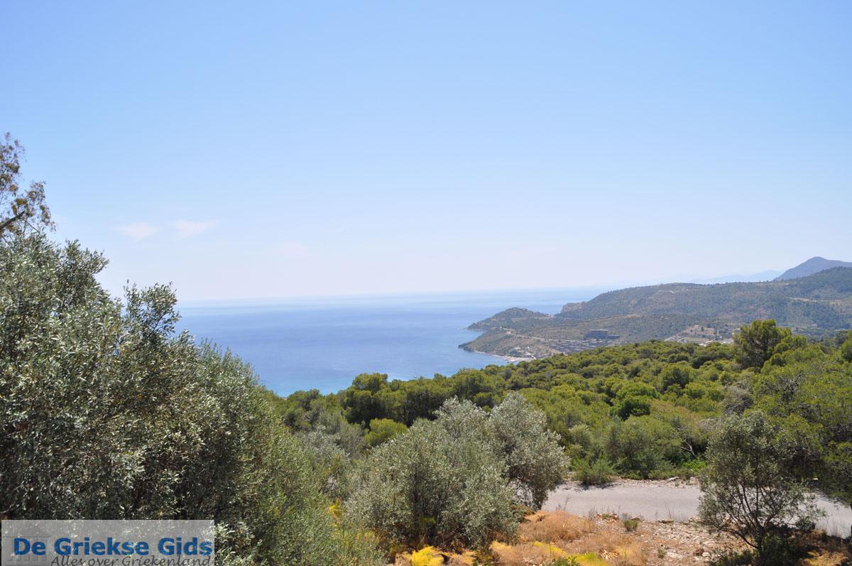 foto Uitzicht op baai bij Aghia Marina | Aegina | De Griekse Gids
