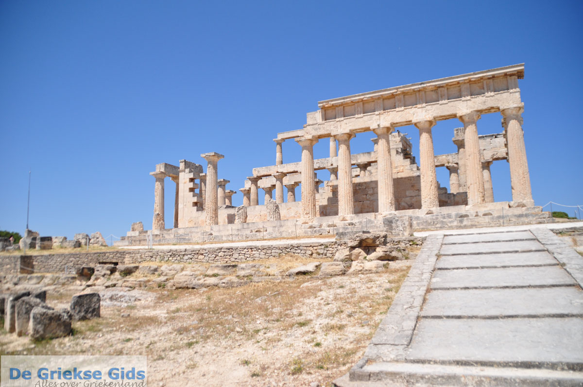 foto Afaia   Aegina   De Griekse Gids foto 2
