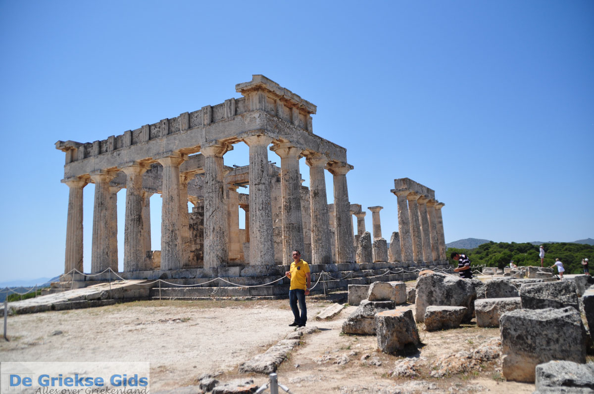 foto Afaia   Aegina   De Griekse Gids foto 9