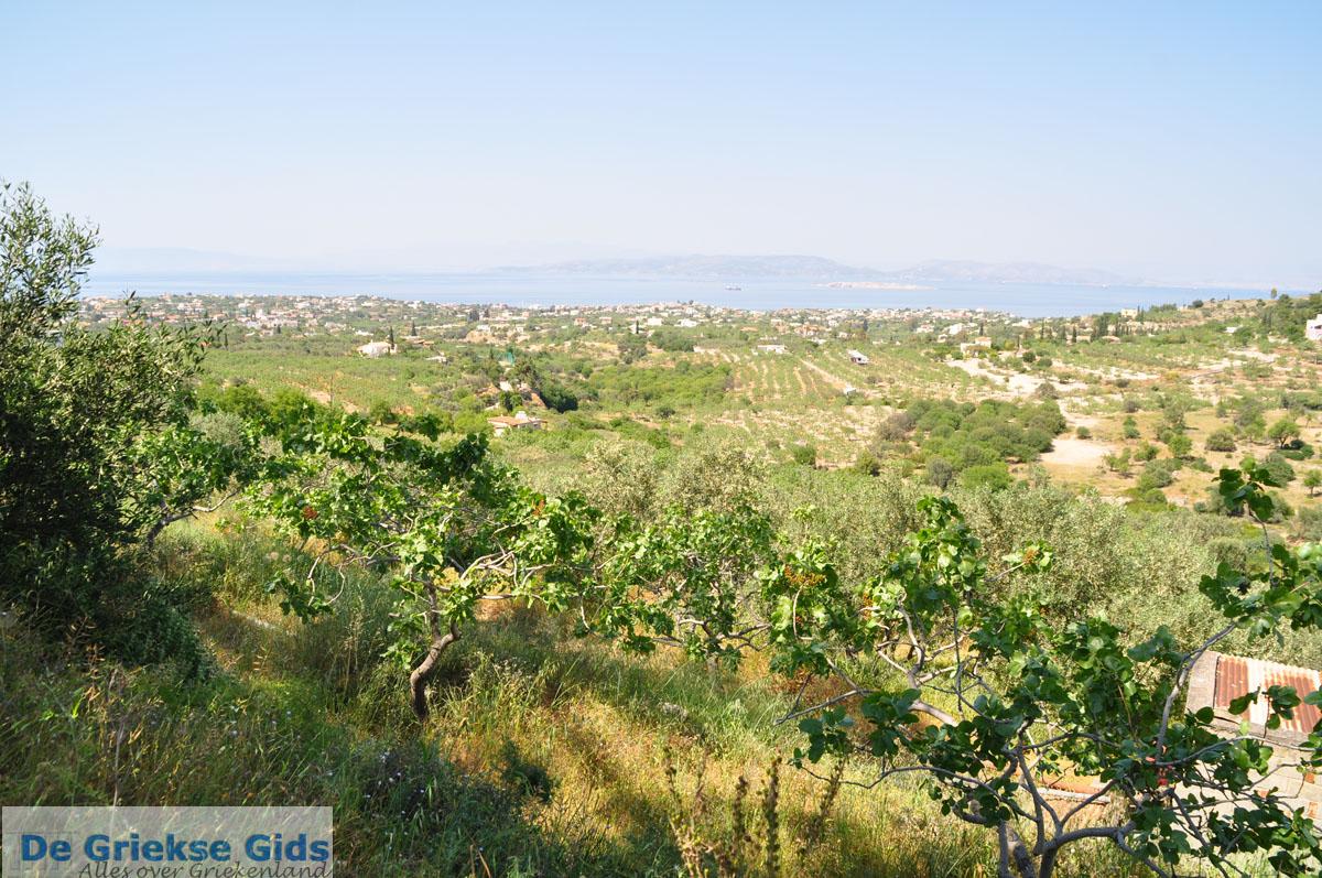 foto Uitzicht Noordwesten Aegina   Griekenland   De Griekse Gids foto 1