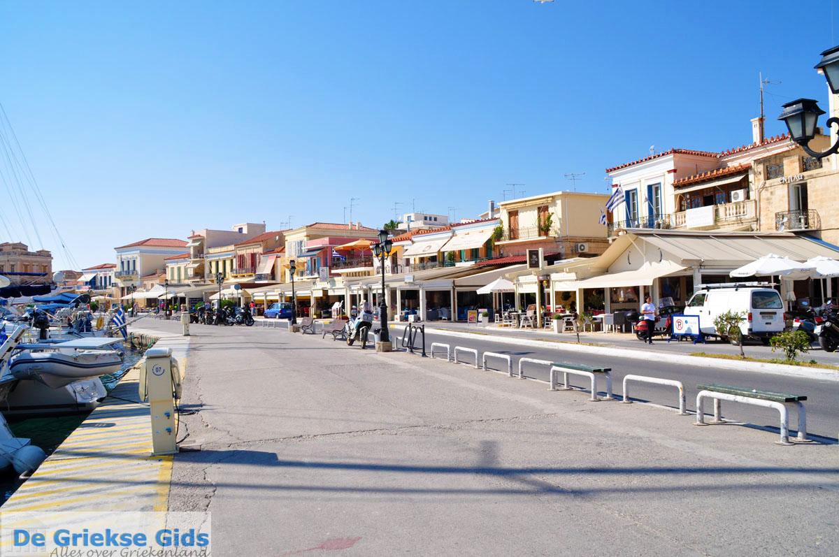 foto Aegina stad   Griekenland 24